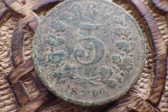 5 Øre 1896