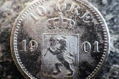 10 Øre 1901