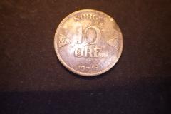 10 øre 1915