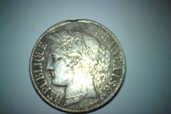 Utenlandske mynter etter 1650