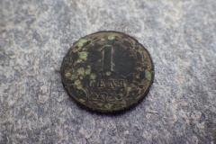 1 Cent Nederland 1880