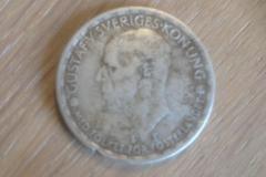 Svensk 1 Krone 1946