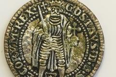 Gustav Wasa 1528  kopi mynt